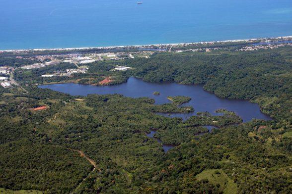 Represa Iguape 2012 - Foto José Nazal