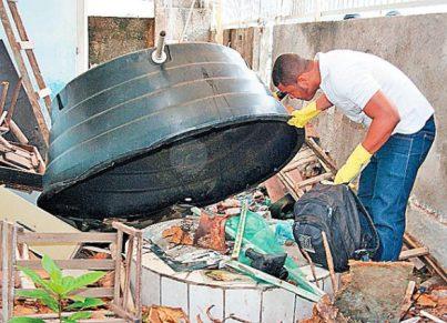 Antes de viajar, elimine as águas paradas e combata a Dengue, Zika e Febre Chikungunya 8