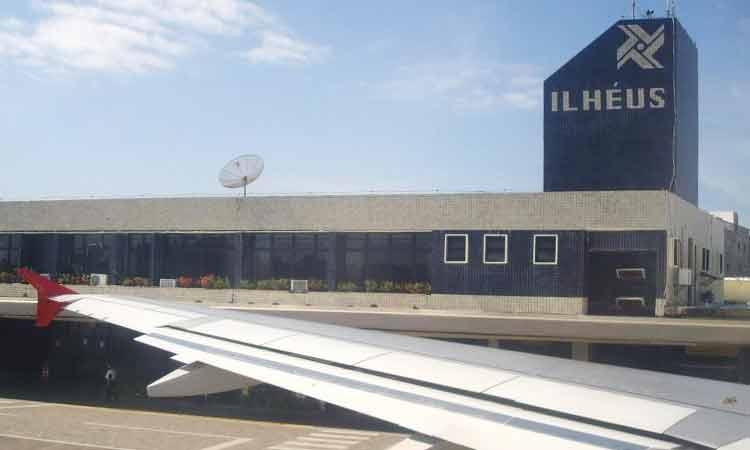 Aeroporto de ilheus