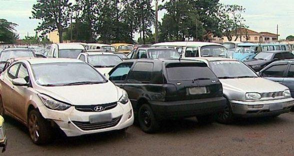 Detran anuncia leilão de veículos em cinco cidades baianas 1