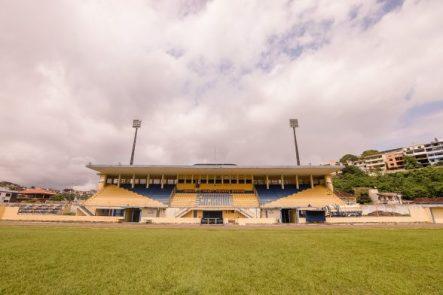 ILHÉUS: Estádio Mário Pessoa recebe nos próximos dias o processo de implantação de novo gramado 4