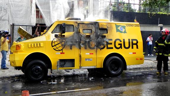 Bahia liderou ataques a carros-fortes em 2018 5
