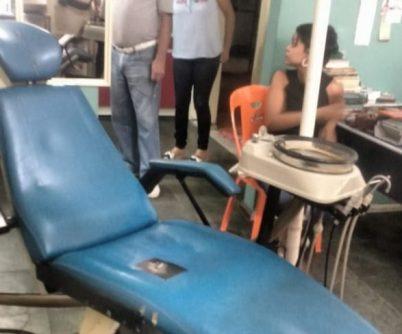 UBAITABA: Falso dentista é detido 5