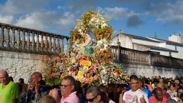 Ilhéus mantém devoção à Nossa Senhora das Vitórias desde século XVII 1