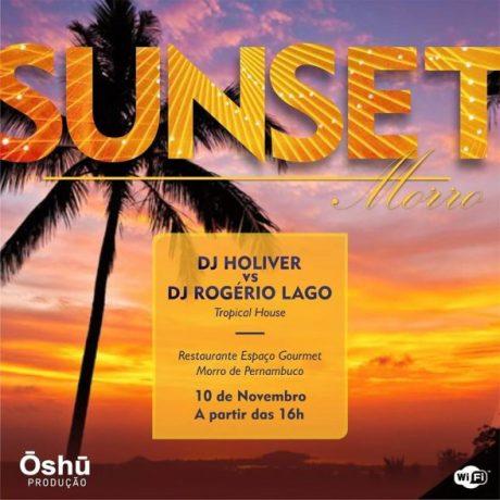ILHÉUS: Festa Sunset no Morro de Pernambuco une diversão e solidariedade neste sábado (10) 1