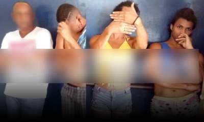 ITABUNA: Homens e travestis acabam na delegacia após confusão por não pagamento de programa 3