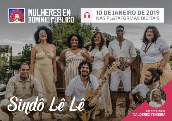 BANDA MULHERES EM DOMÍNIO PÚBLICO LANÇA RELEITURAS DE CANTIGAS DA LAVOURA CACAUEIRA NAS PLATAFORMAS DIGITAIS 1