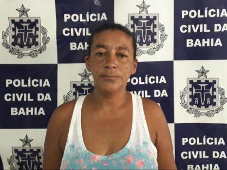 Mulher acusada de torturar criança é presa em Teixeira de Freitas 8