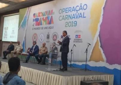 Carnaval 2019: 'Bahia é a bola da vez', diz Rui Costa sobre turismo 6