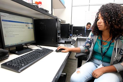 Mais de 6,5 mil universitários já foram contratados para atuar pelo Partiu Estágio 8