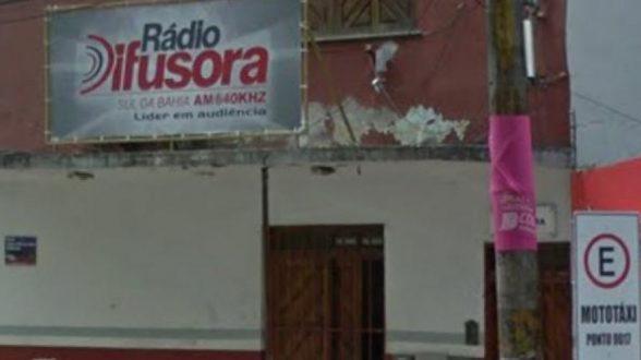 Rádio Difusora encerra suas transmissões em Itabuna 1