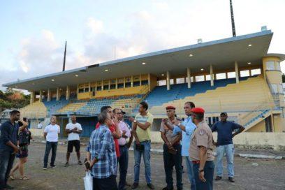 ILHÉUS: Estádio Mário Pessoa terá novo gramado, obras começam a partir de segunda-feira (8) 1