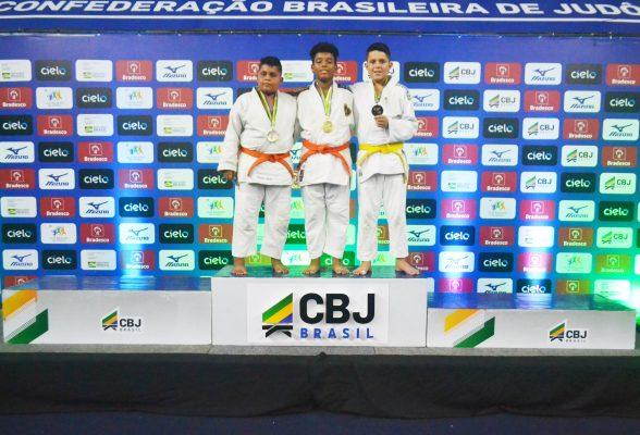 Aluno da LBV fatura ouro no Campeonato Brasileiro de Judô 5