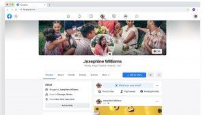 Facebook libera novo visual e tema escuro