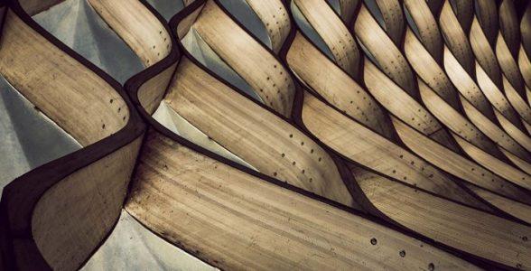Aplicações para a madeira de laboratório