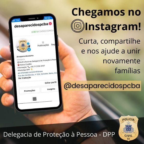 DPP implanta Instagram