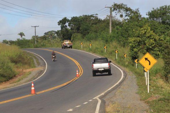 semi-anel rodoviário em Itabuna
