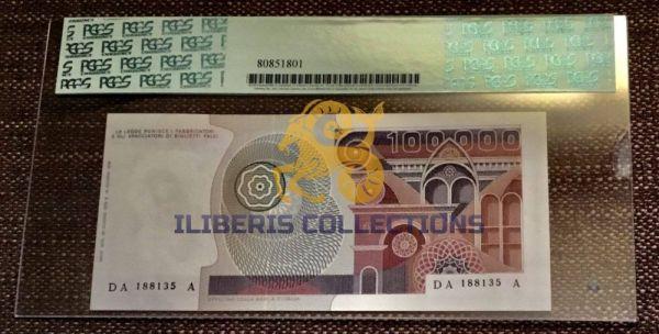 Italy 100.000 Lire 1978