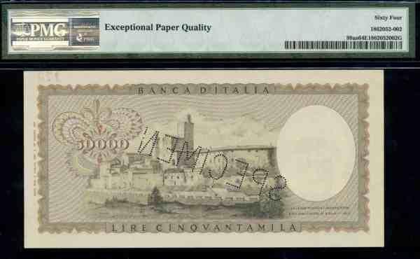 50000 Lire Da Vinci Campione1