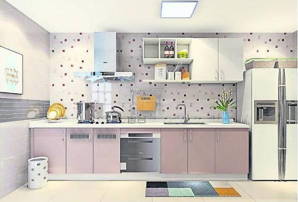 kitchen sink grates brandsmart appliance packages 吃粥吃饭看这里灶炉大学问 新生活报 ilifepost爱生活 温师傅表示 水槽和灶炉不能设在同一排 因为水槽