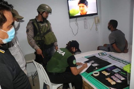 Former member of Philippine Army in Lanao del Norte busted for drug trafficking