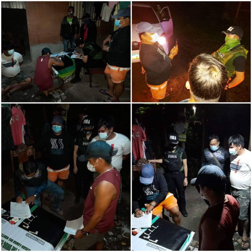 Drug Bust in Luinab, Iligan City
