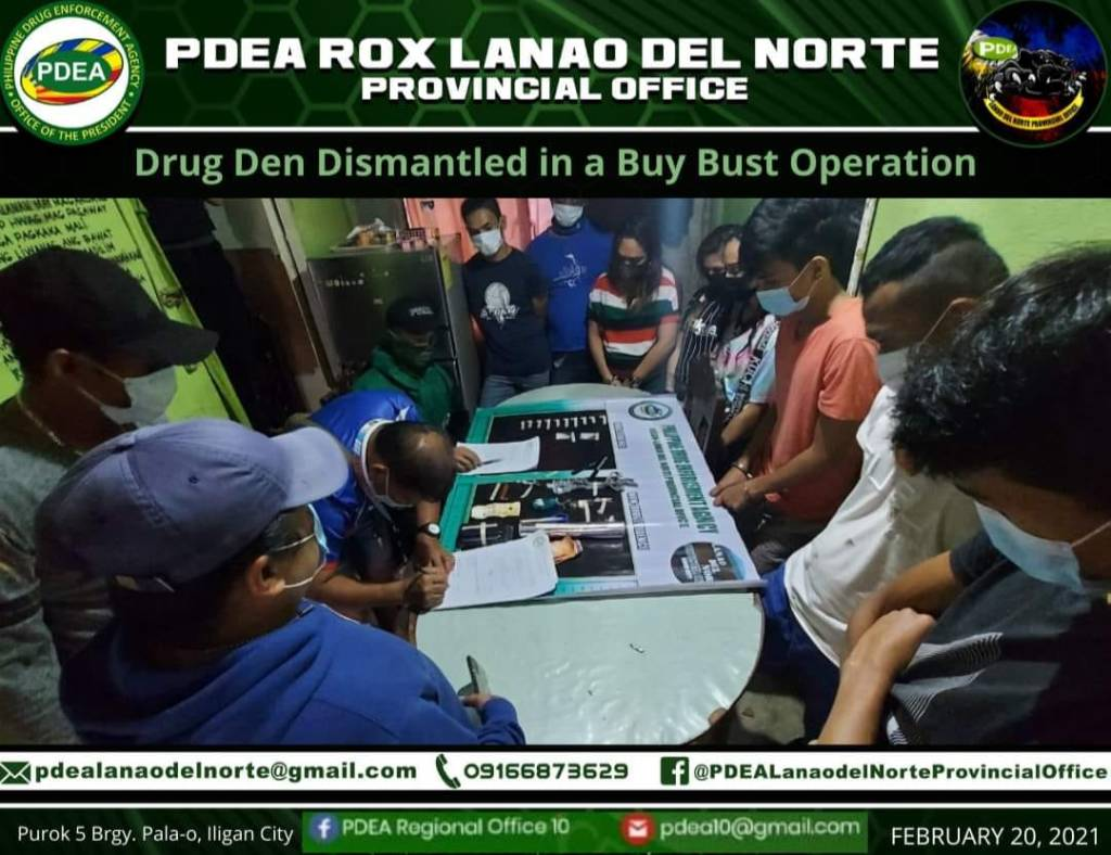 High Value Drug Personality In Iligan City Nabbed
