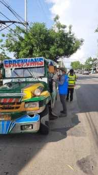 LTFRB Region 10-Iligan City Field Office enforcing team (1)