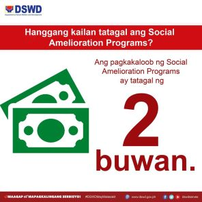 Social Amelioration Program FAQs