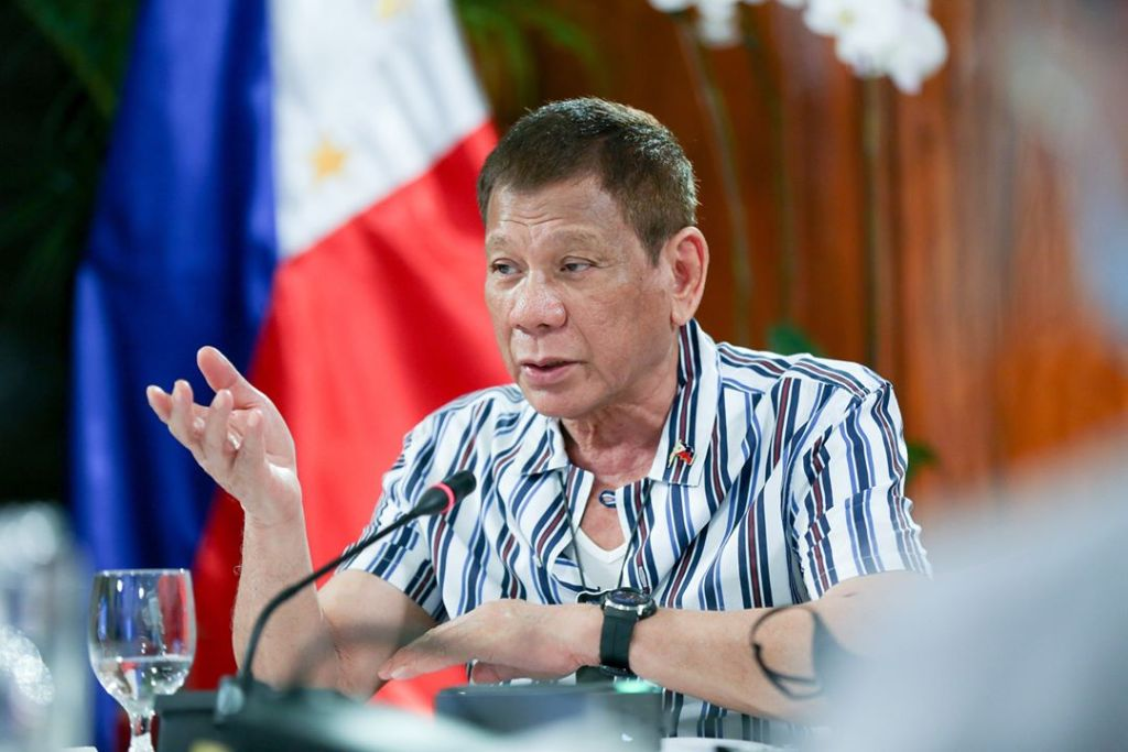 PRRD places Cebu City under ECQ, Metro Manila remains GCQ