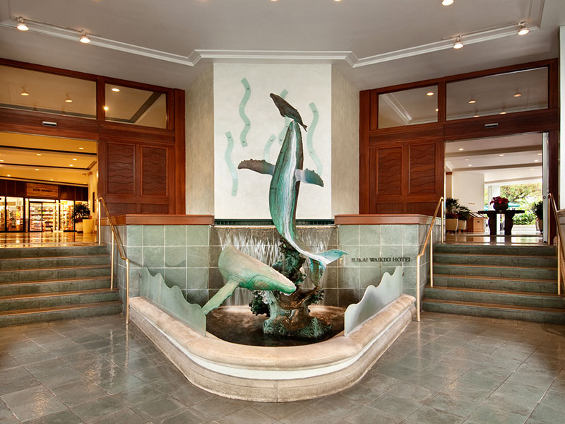 Honolulu Luxury Hotels  Photo Gallery  Ilikai Hotel  Luxury Suites