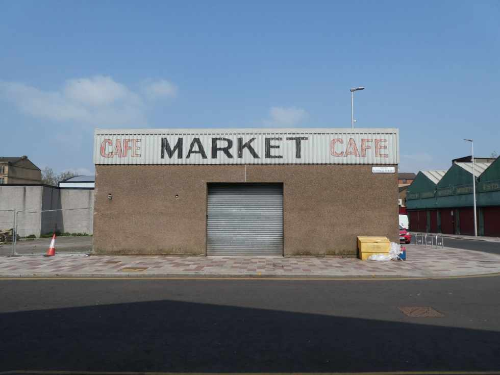 The Barras - Market Cafe