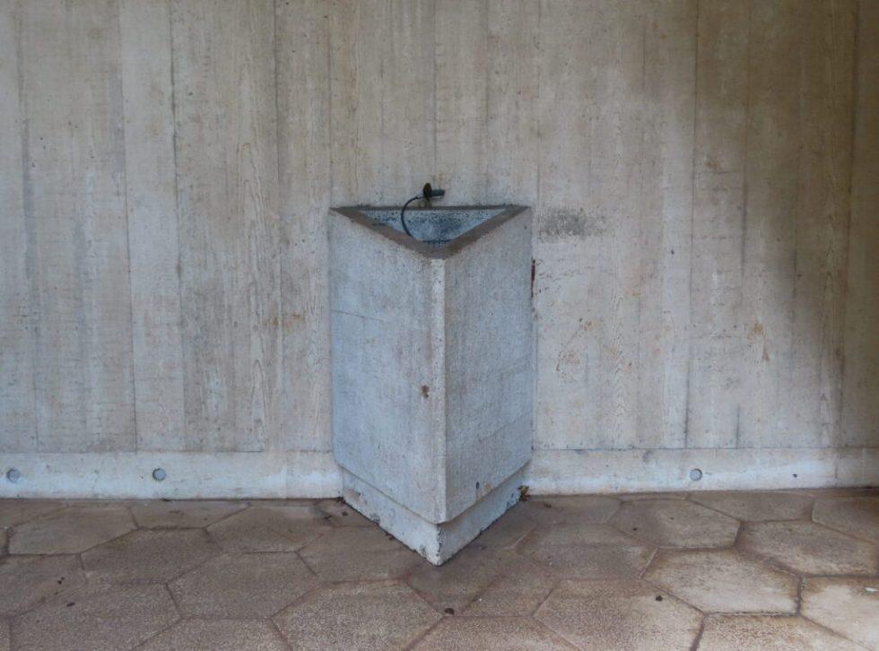 Clifton Cathedral - concrete bin