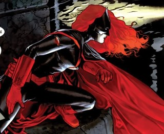 Creators don't have to rely on skin alone for sex appeal. Kate Kane exudes it while entirely covered up!