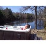 2 Person Hot Tub 2 13m X 1 00m