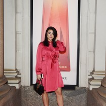 MILAN, ITALY - APRIL 06: Giulia Salemi attends Antonio Croce presents the art of seduction fragrances launch cocktail on April 6, 2018 in Milan, Italy. (Photo by Stefania M. D'Alessandro/Getty Images for Antonio Croce) *** Local Caption *** Giulia Salemi