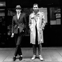 4 PAUL WELLER & PETE TOWNSHEND┬®JanetteBeckman LONDON 1980 Courtesy of Fahey_Klein Gallery, Los Angeles