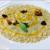 ALL'ORIGINE RISOTTO