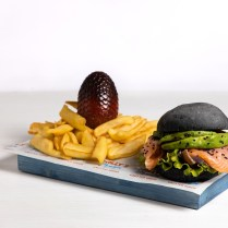 Burger - Il trono di Salmon