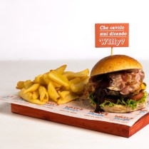 Burger - il mio bacon Arnold