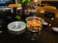 Mandorle tostate pecorino e miele e rosmarino