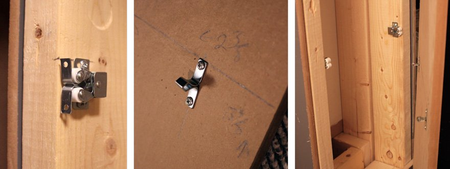 Cheap and easy way to make a secret compartment.