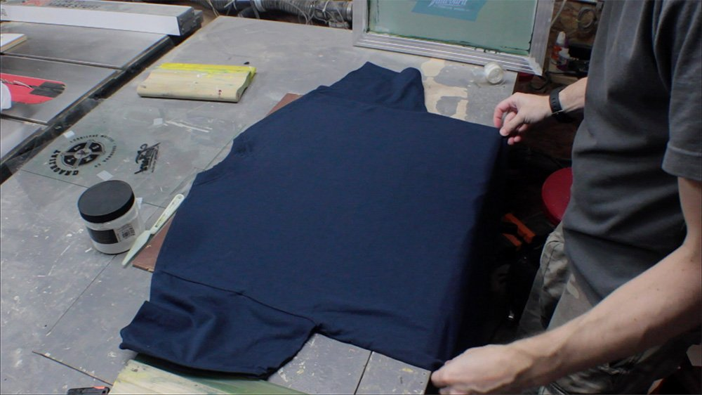 How To Screen Print Your Own T Shirts I Like To Make Stuff