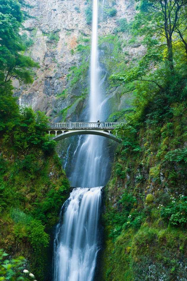 Iran Beautiful Girl Wallpaper Beautiful Multnomah Falls In Oregon Usa 6 Pics I Like