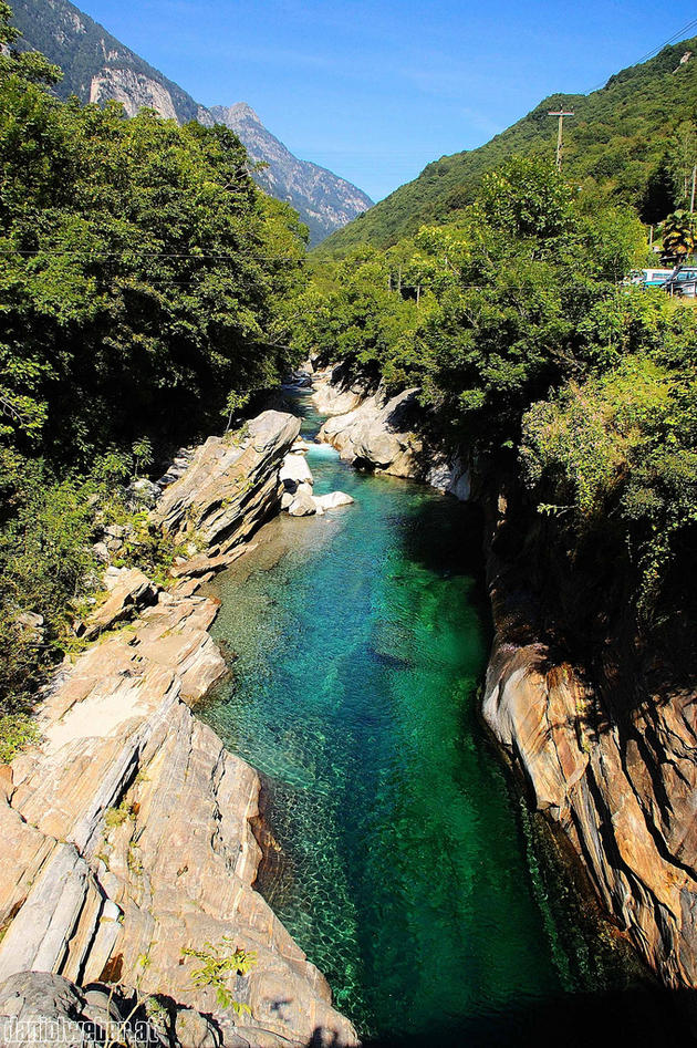 Very Funny Wallpapers With Quotes Crystal Clear Waters Of Verzasca River Swiss Alps I