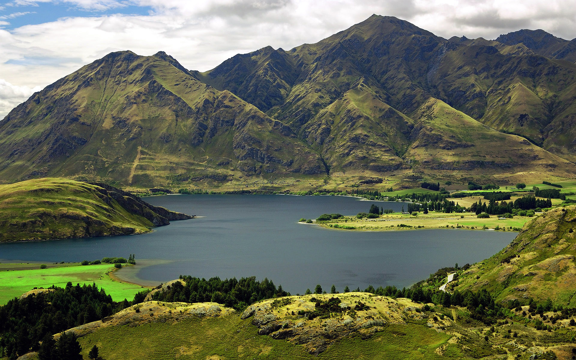 Interesting Quotes Hd Wallpapers Daily Wallpaper Lake Wannaka New Zealand I Like To