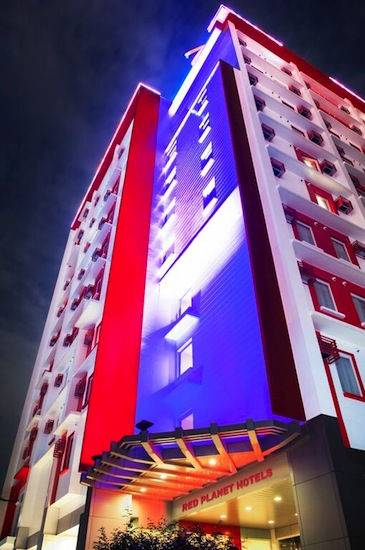 RED PLANET HOTEL  MAKATI