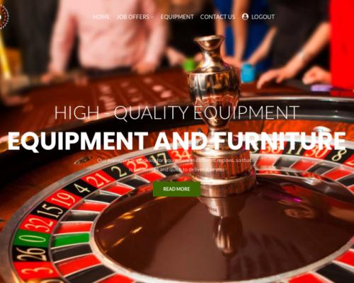 casino eqipment furniture