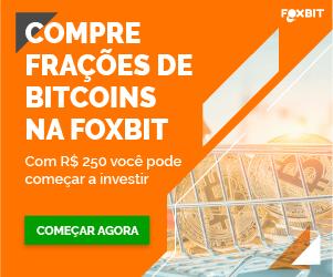 Compre frações de Bitcoins na Foxbit