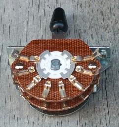 3way 4pole tele switch [ 949 x 943 Pixel ]